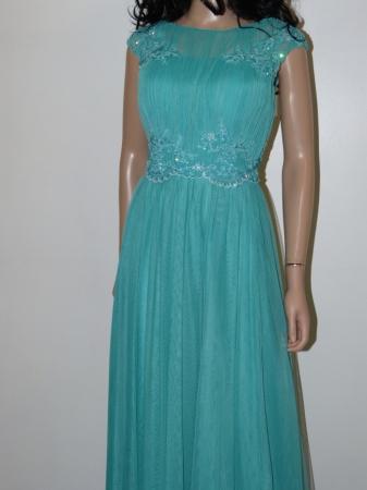 vestido largo waleska moda 809