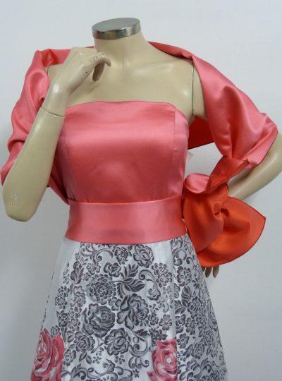 vestido largo fiesta waleska moda 85