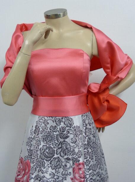vestido corto waleska moda 85-1