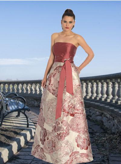 vestido largo waleska moda 21