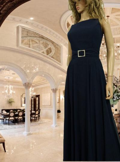 vestido largo waleska moda 77