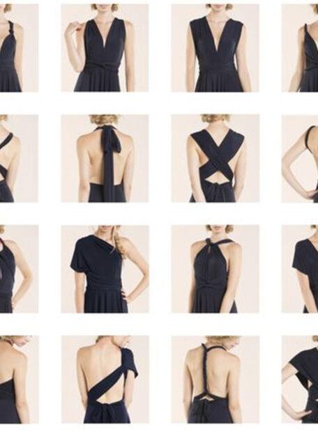 vestido multiuso