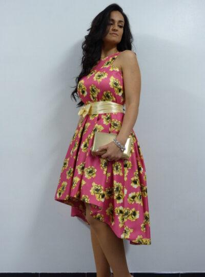 vestido corto Pamplona 360