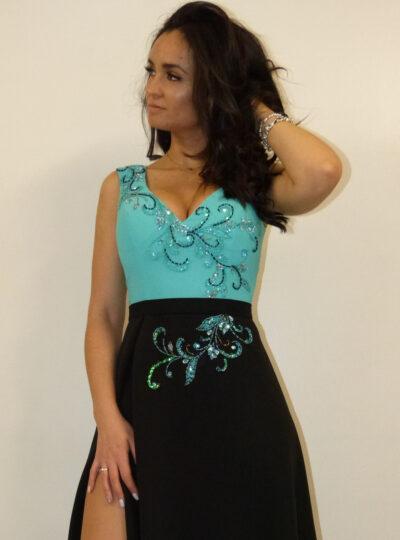 d149a37e3 vestido fiesta largo Zaragoza 371