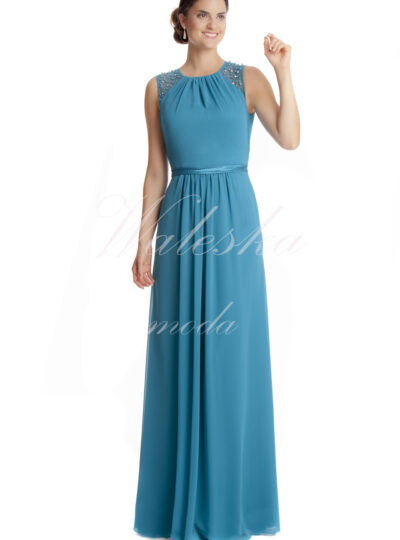 vestido largo fiesta Zaragoza 339