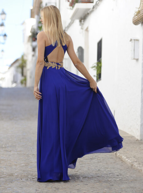 vestido largo xm Teruel 408-1