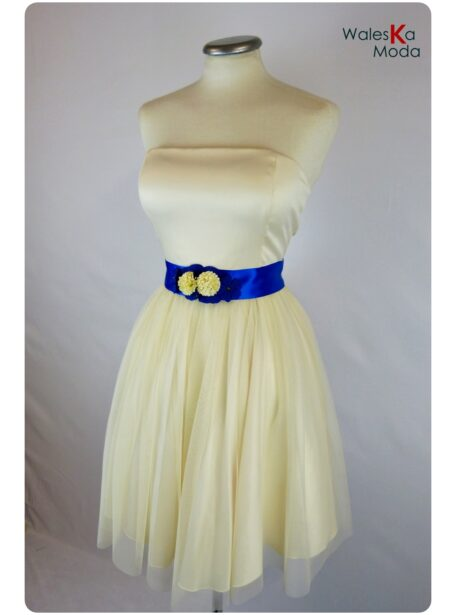 Vestido corto Pamplona 361-1