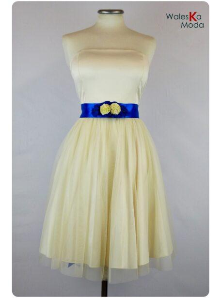 Vestido corto Pamplona 361-11
