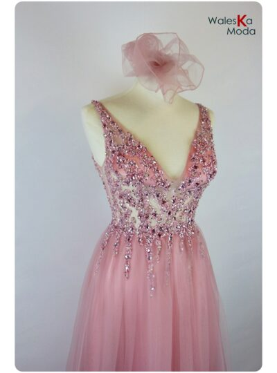 vestido largo Madrid 517