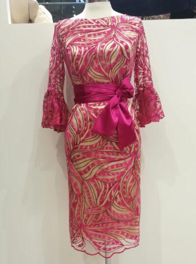 vestido corto Teruel 519