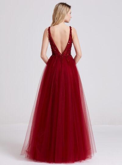 vestido largo Madrid 515-1