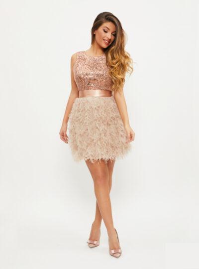 vestido corto Calatayud 567