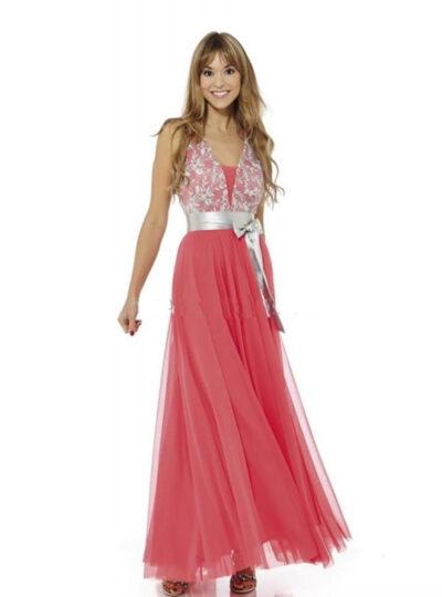 vestido largo Calatayud
