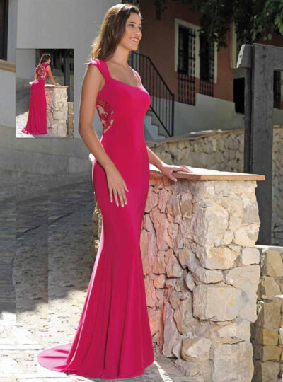 vestido largo Zaragoza 530