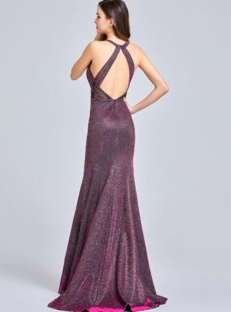 vestido largo Zaragoza 532-1