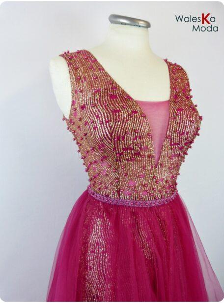 Vestido largo Zaragoza 618-1