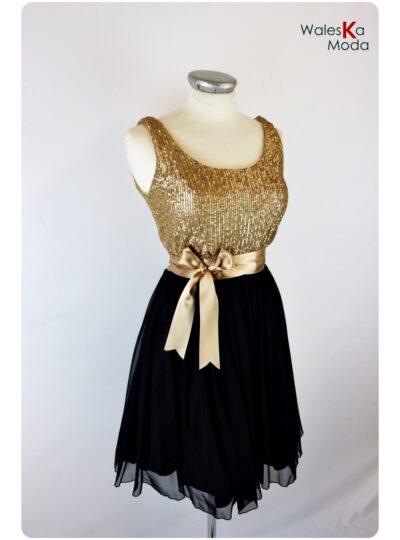 Vestido corto Alcañiz