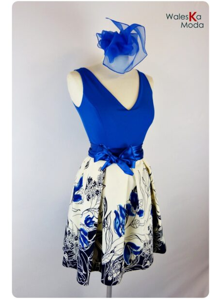 Vestido corto Logroño 664-11