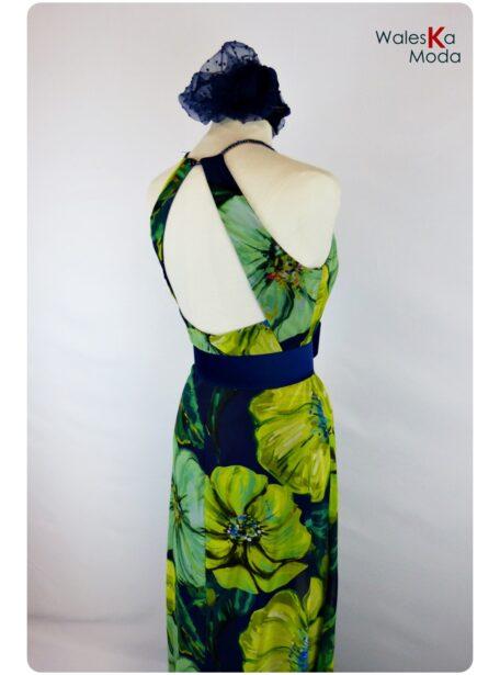 Vestido estampado Logroño 659