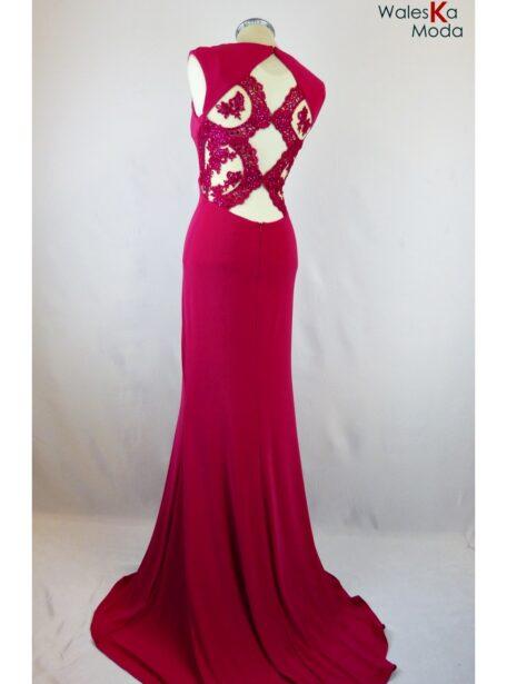 Vestido largo Alcañiz 668-1