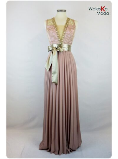 Vestido largo Tudela