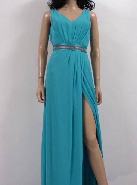 vestido largo Madrid 621-11