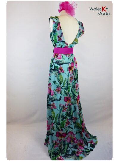 Vestido estampado Logroño