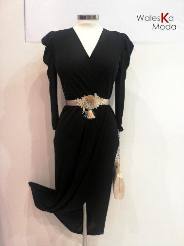 Vestido negro  583