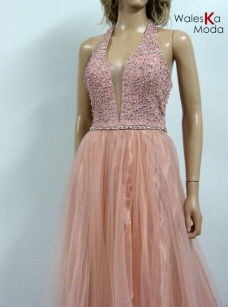 vestido corto Madrid 517-1
