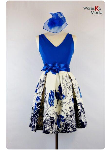Vestido corto Logroño 664-1